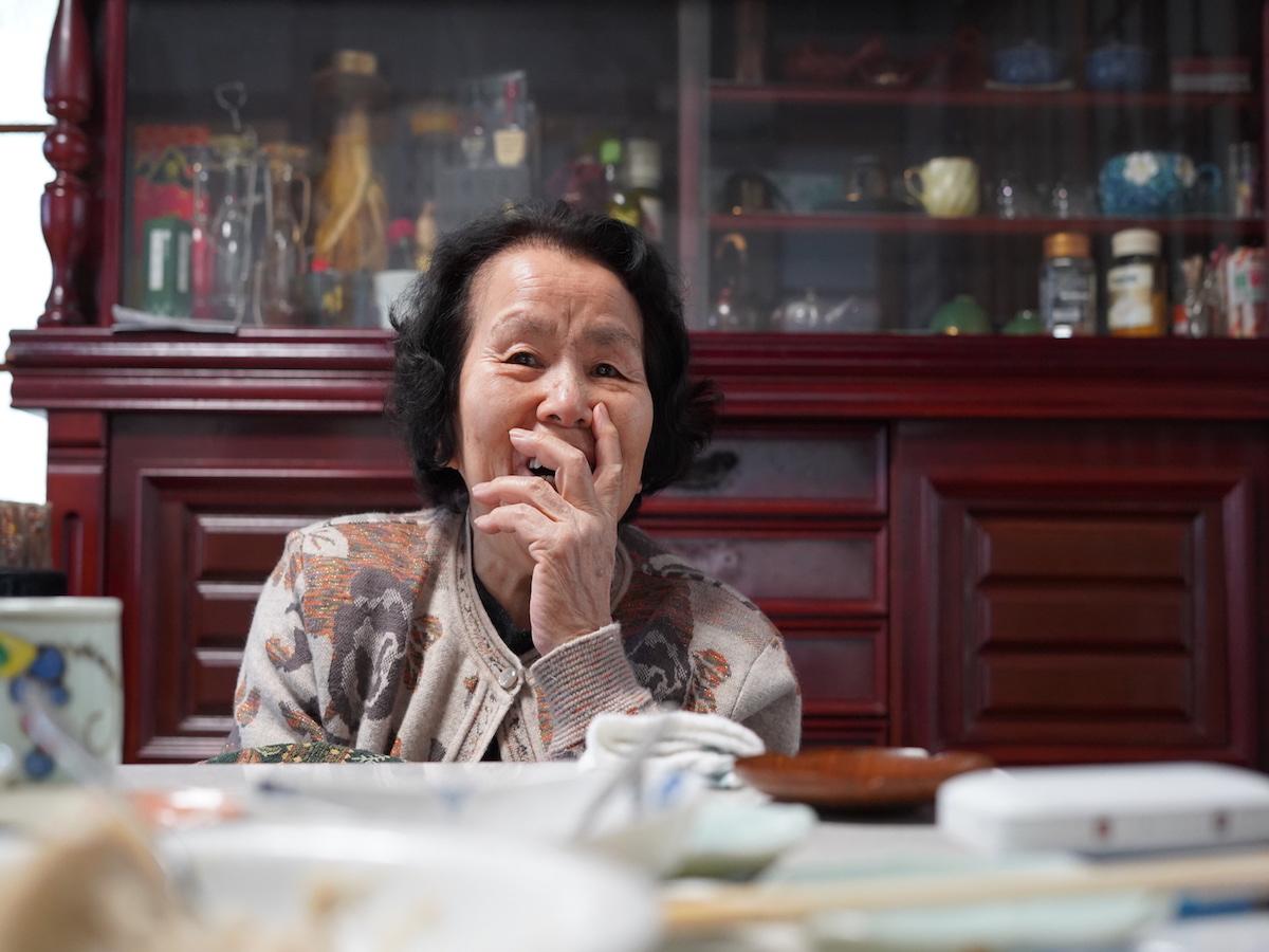 おばあちゃんのご飯