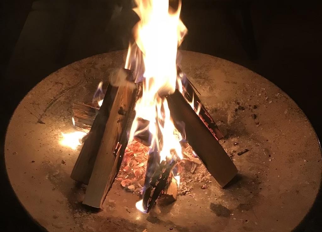 ゲストハウス焚き火